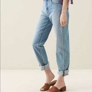 Madewell perfect summer jeans size 26